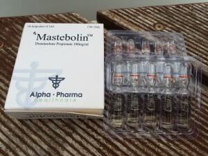 Alpha Pharma Mastebolin (aka Masteron)