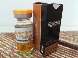 Noble Laboratories Masteron Propionate