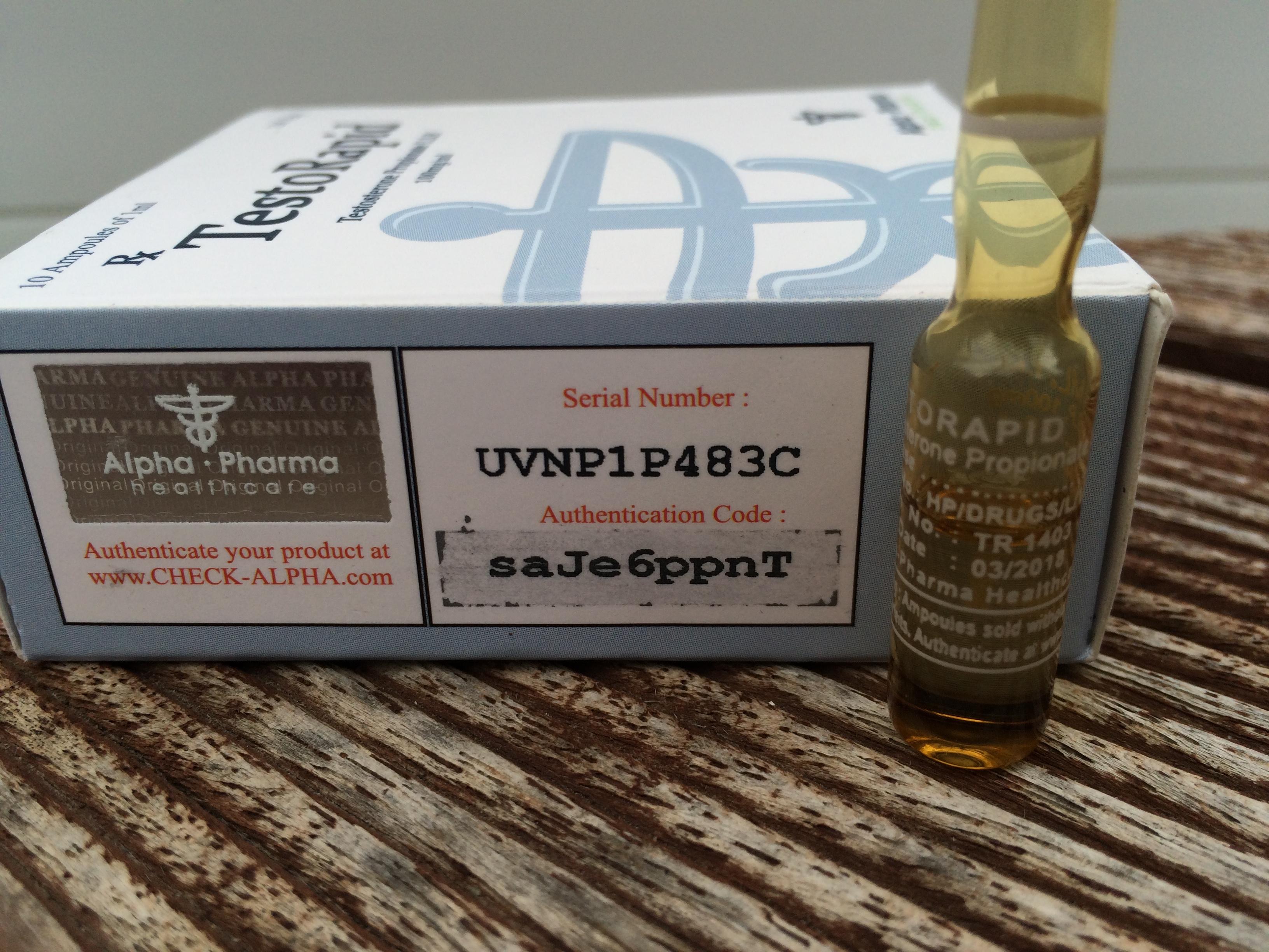 test propionate 100 dosage