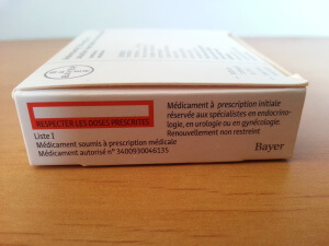 Bayer Healthcare Androtardyl