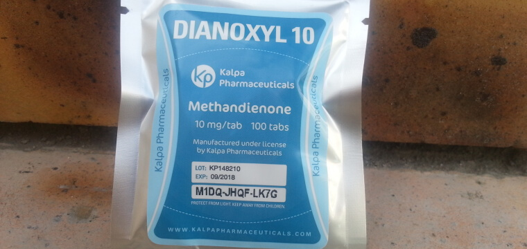 Kalpa Pharmaceuticals Dianoxyl 10 Lab Test Results