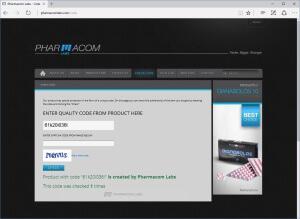 Pharmacom Labs PHARMA Test E300 verrified