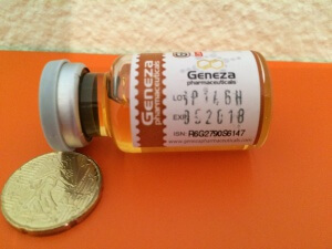 Geneza Pharma GP Tren Acetate 100