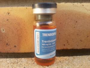 Kalpa Pharmaceuticals Trenboxyl Acetate 100 (trenbolone acetate)