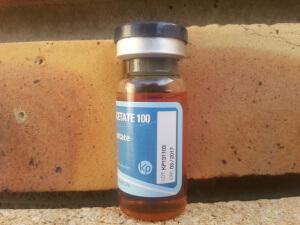 Kalpa Pharmaceuticals Trenboxyl Acetate 100