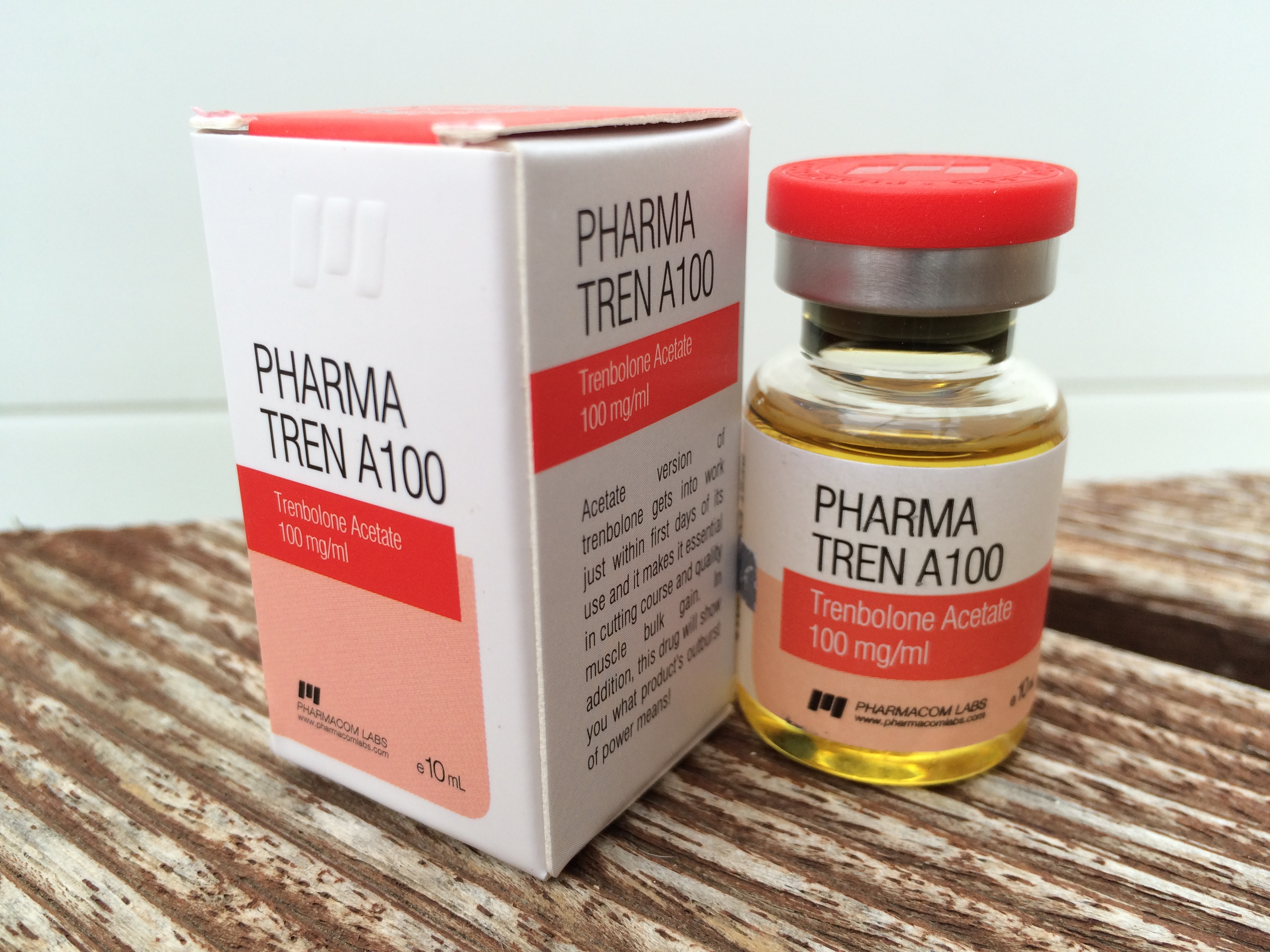 Pharmacom Labs PHARMA Tren A100 Lab Test Results - Anabolic Lab
