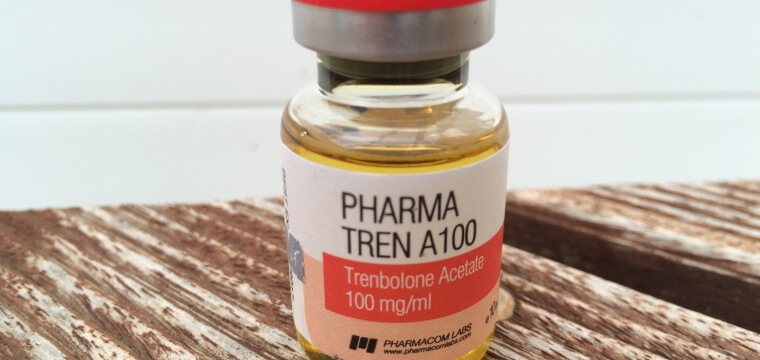 Pharmacom Labs PHARMA Tren A100 Dosage, Microbiological, Heavy Metal Lab Results [PDF]