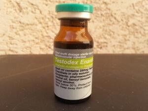 Sciroxx Laboratories Testodex Enanthate 250 (testosterone enanthate)