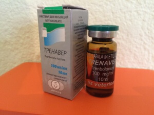 Vermodje Trenaver (trenbolone acetate)