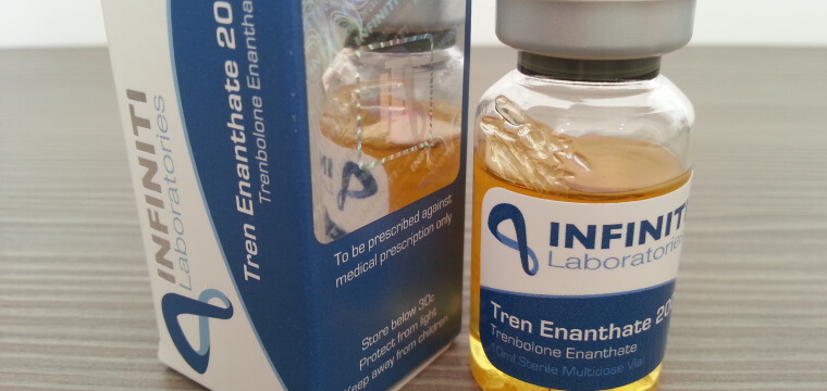 Infiniti Labs Tren Enanthate 200 Lab Test Results