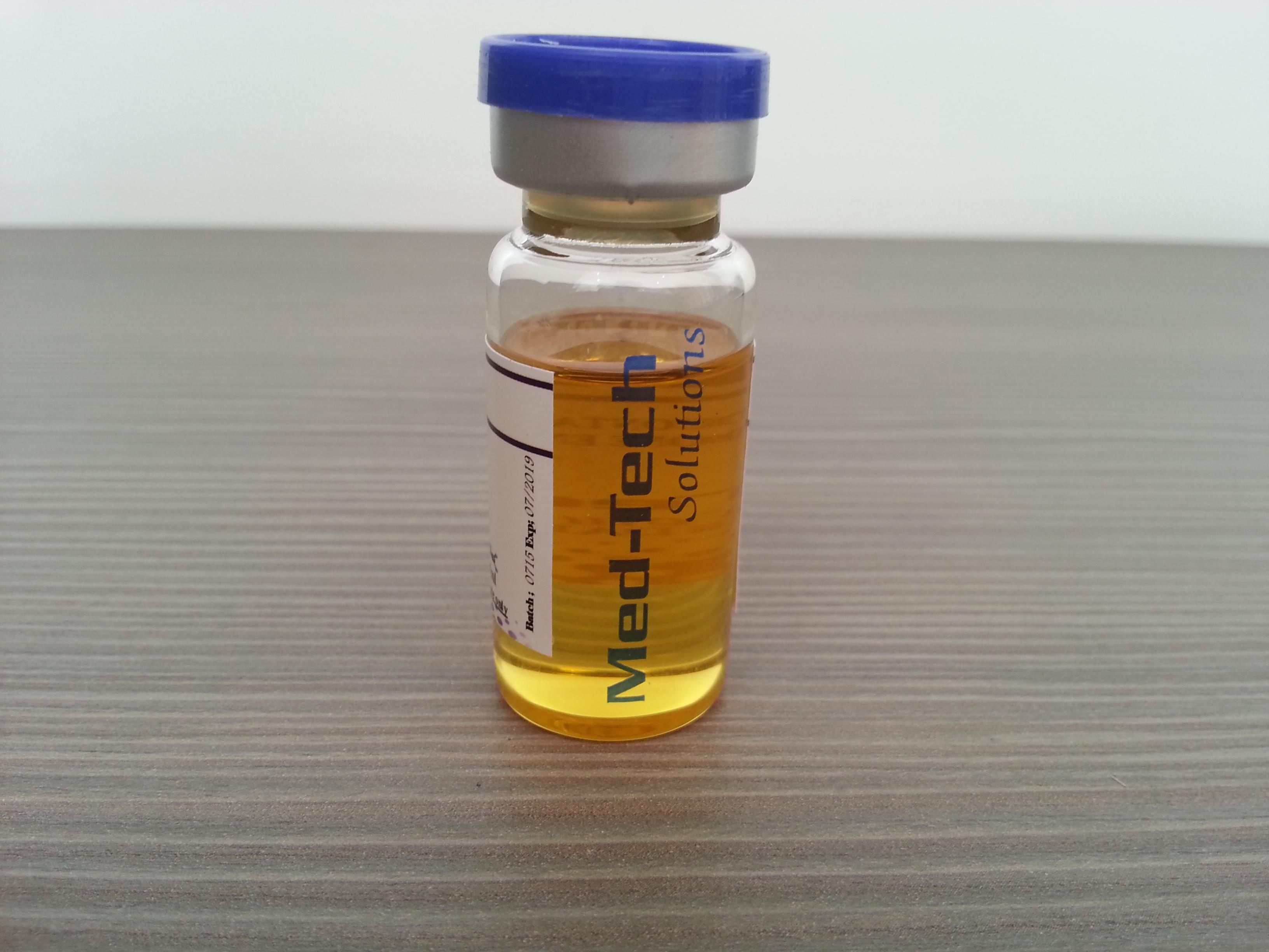 200 mg trenbolone per week