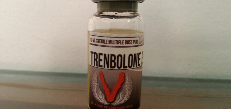 Valkyrie Pharmaceutical Trenbolone E200 Dosage Quantification Lab Results [PDF]