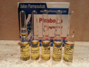 Balkan Pharma Parabolan