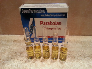Balkan Pharma Parabolan (trenbolone hexahydrobenzylcarbonate)