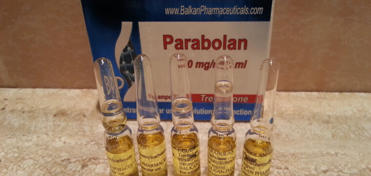 Balkan Pharma Parabolan Dosage Quantification Lab Results [PDF]