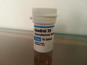 Biomex Labs Anadrol 25 (oxymetholone)