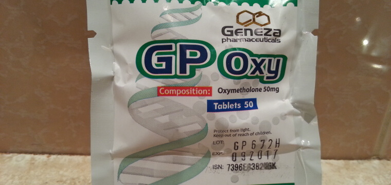 Geneza Pharmaceuticals GP Oxy Dosage Quantification Lab Results [PDF]