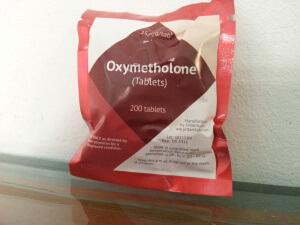 Jintani Labs Oxymetholone (Anadrol)