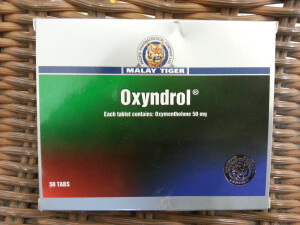 dosage for oxymetholone