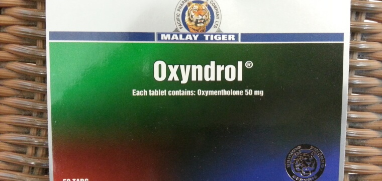 Malay Tiger Oxyndrol Lab Test Results
