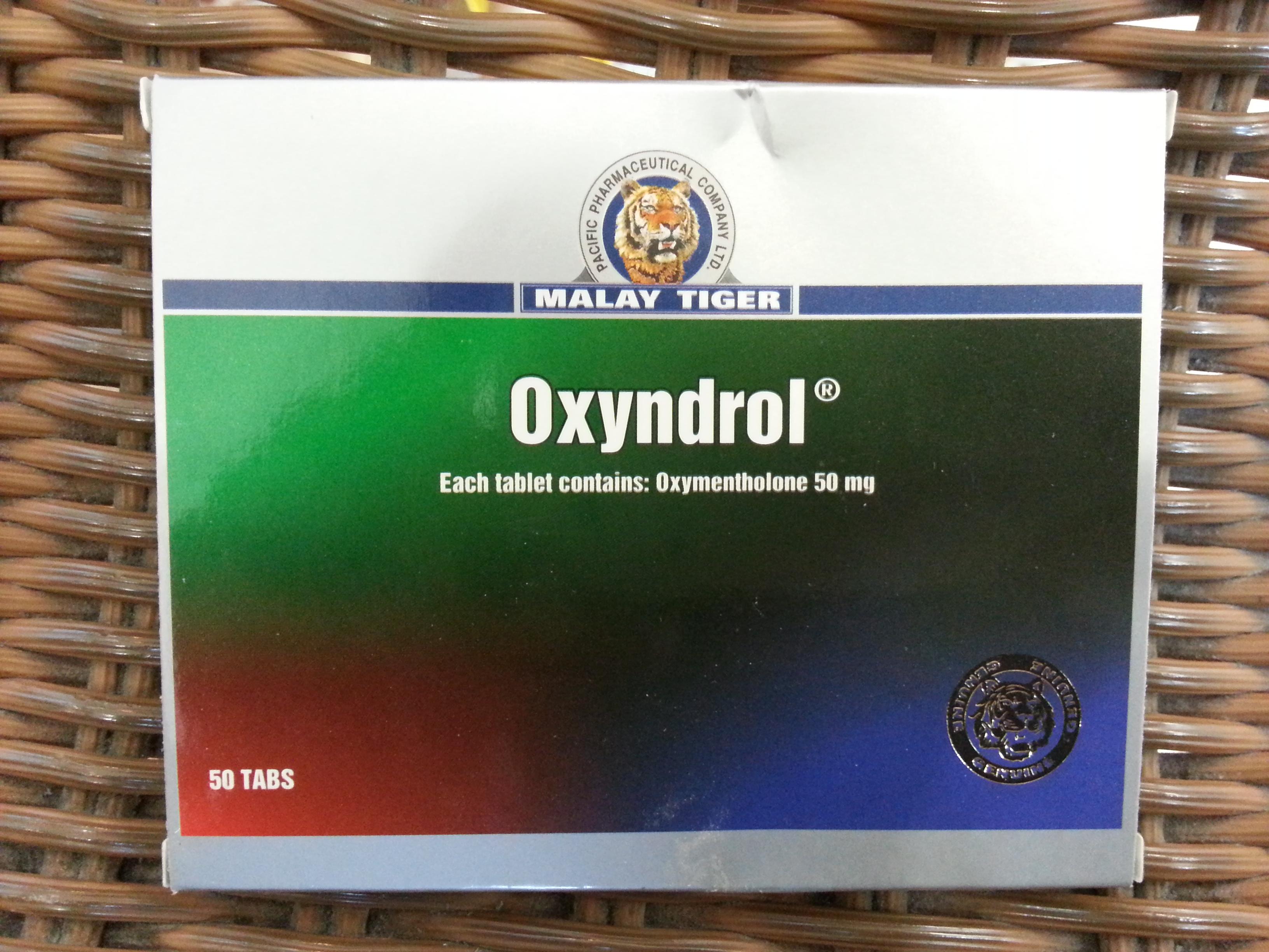 Malay Tiger Oxyndrol Lab Test Results - Anabolic Lab