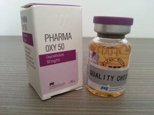 Pharmacom Labs PHARMA Oxy 50