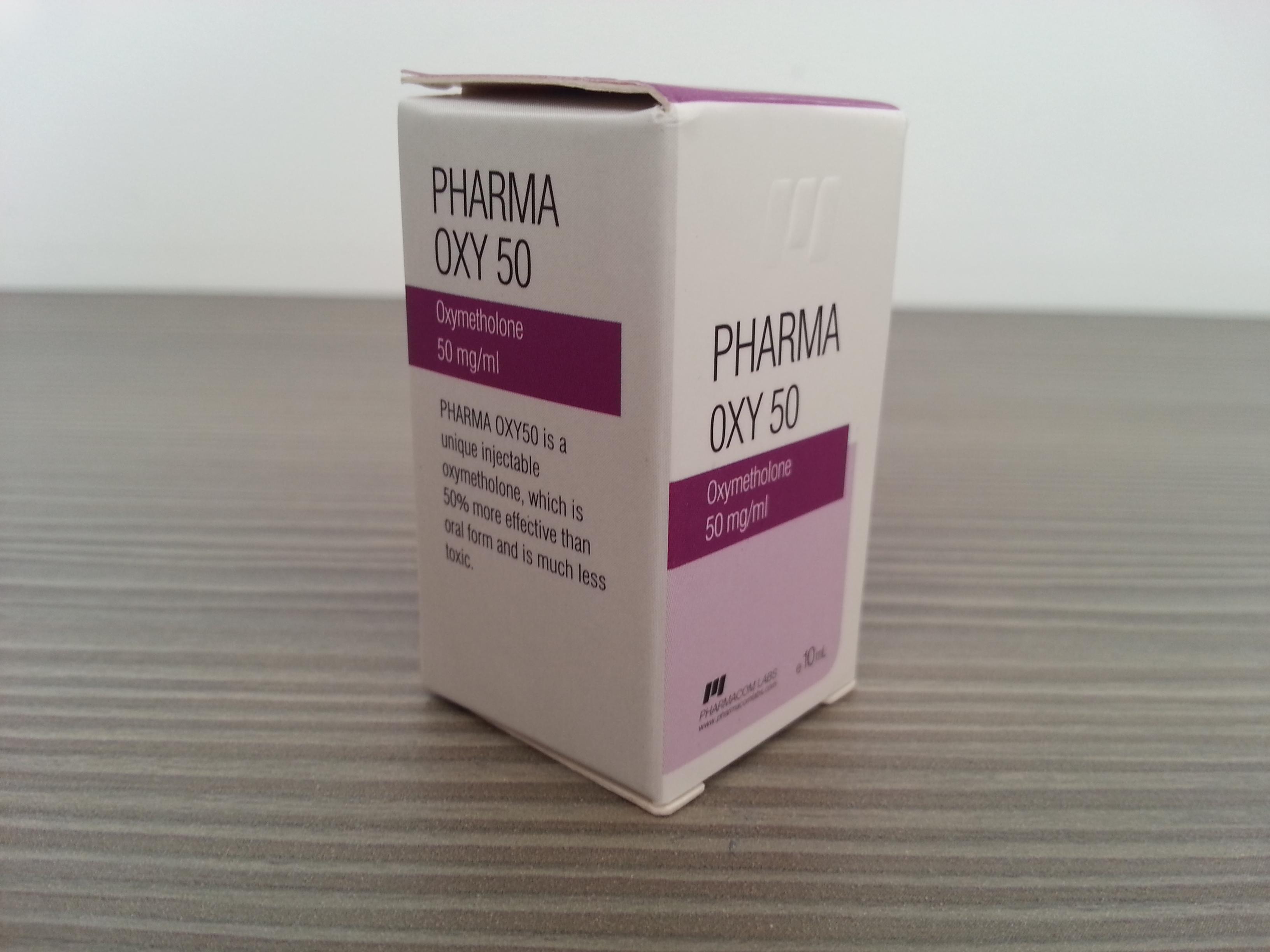 Pharmacom Labs PHARMA Oxy 50 Lab Test Results - Anabolic Lab