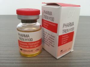 Pharmacom Labs PHARMA Tren H100 (trenbolone hexahydrobenzylcarbonate)