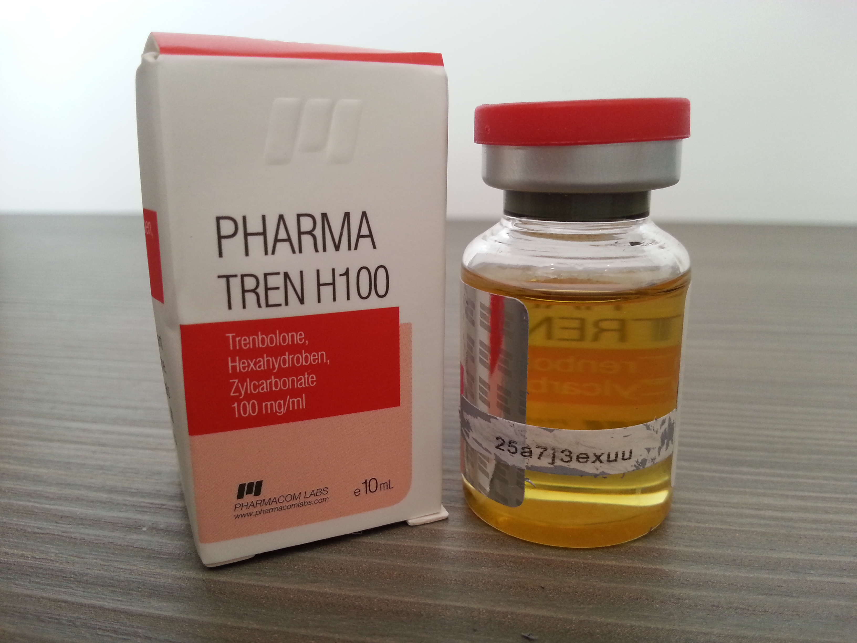 Pharmacom Labs PHARMA Tren H100 Lab Test Results - Anabolic Lab