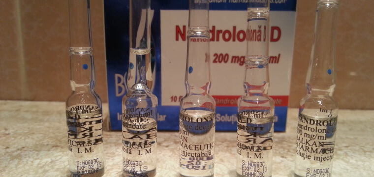 Balkan Pharma Nandrolone D Lab Test Results