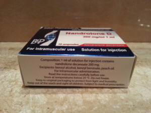 Balkan Pharma Nandrolone D