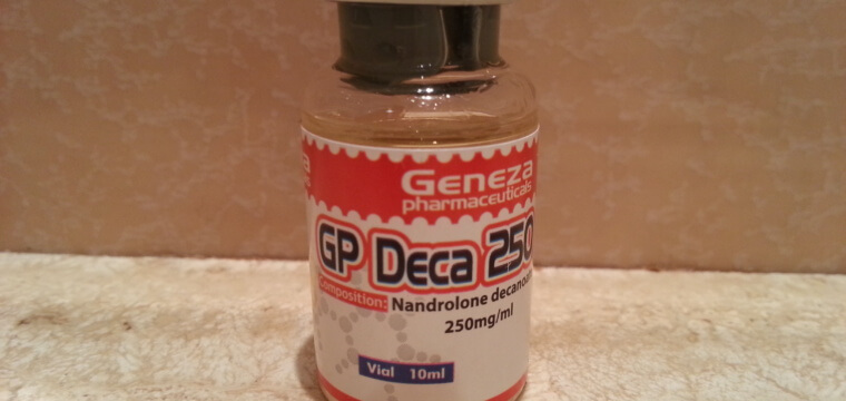 Geneza Pharmaceuticals GP Deca 250 Lab Test Results