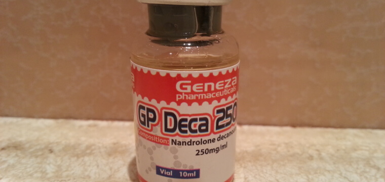 Geneza Pharmaceuticals GP Deca 250 Dosage Quantification Lab Results [PDF]