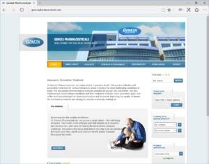 Geneza Pharmaceuticals GP Deca 250