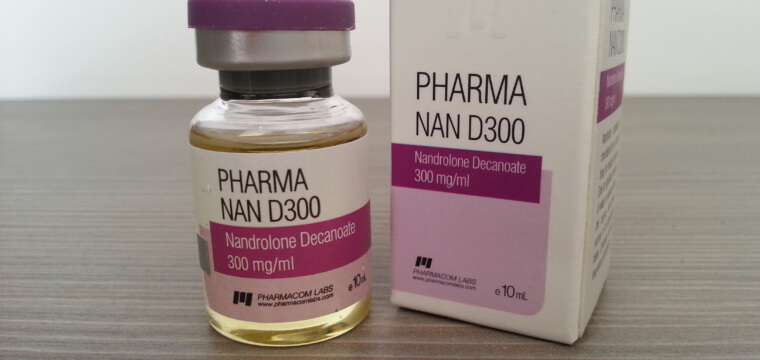 Pharmacom Labs PHARMA Nan D300 Lab Test Results
