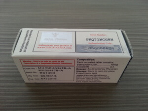 Alpha Pharma Rexobol