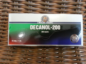 Malay Tiger Decanol-200 (aka Deca Durabolin)