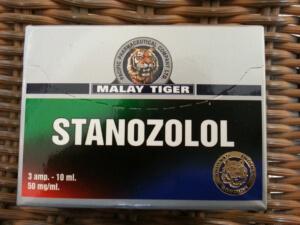 Malay Tiger Stanozolol (aka Winstrol Depot)