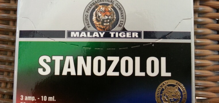 Malay Tiger Stanozolol Lab Test Results