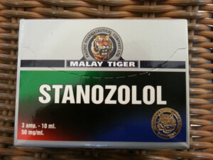 Malay Tiger Stanozolol