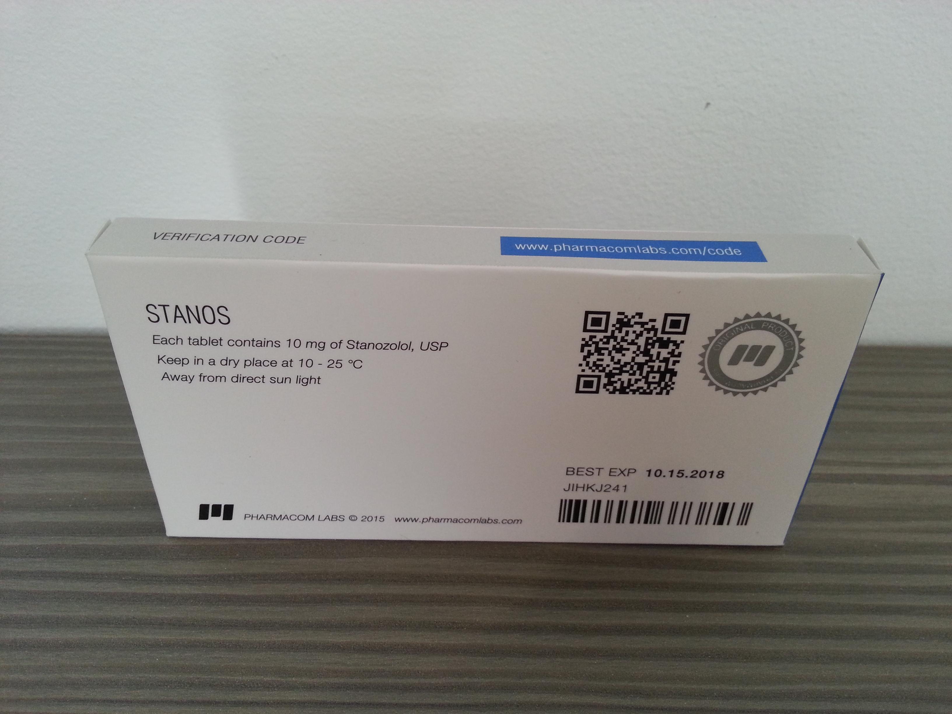 stanozolol 10 dosage