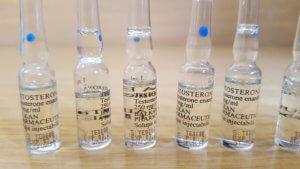 Balkan Pharma Testosterona E 1ml amp (testosterone enanthate)