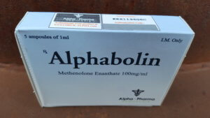 Alpha Pharma Alphabolin