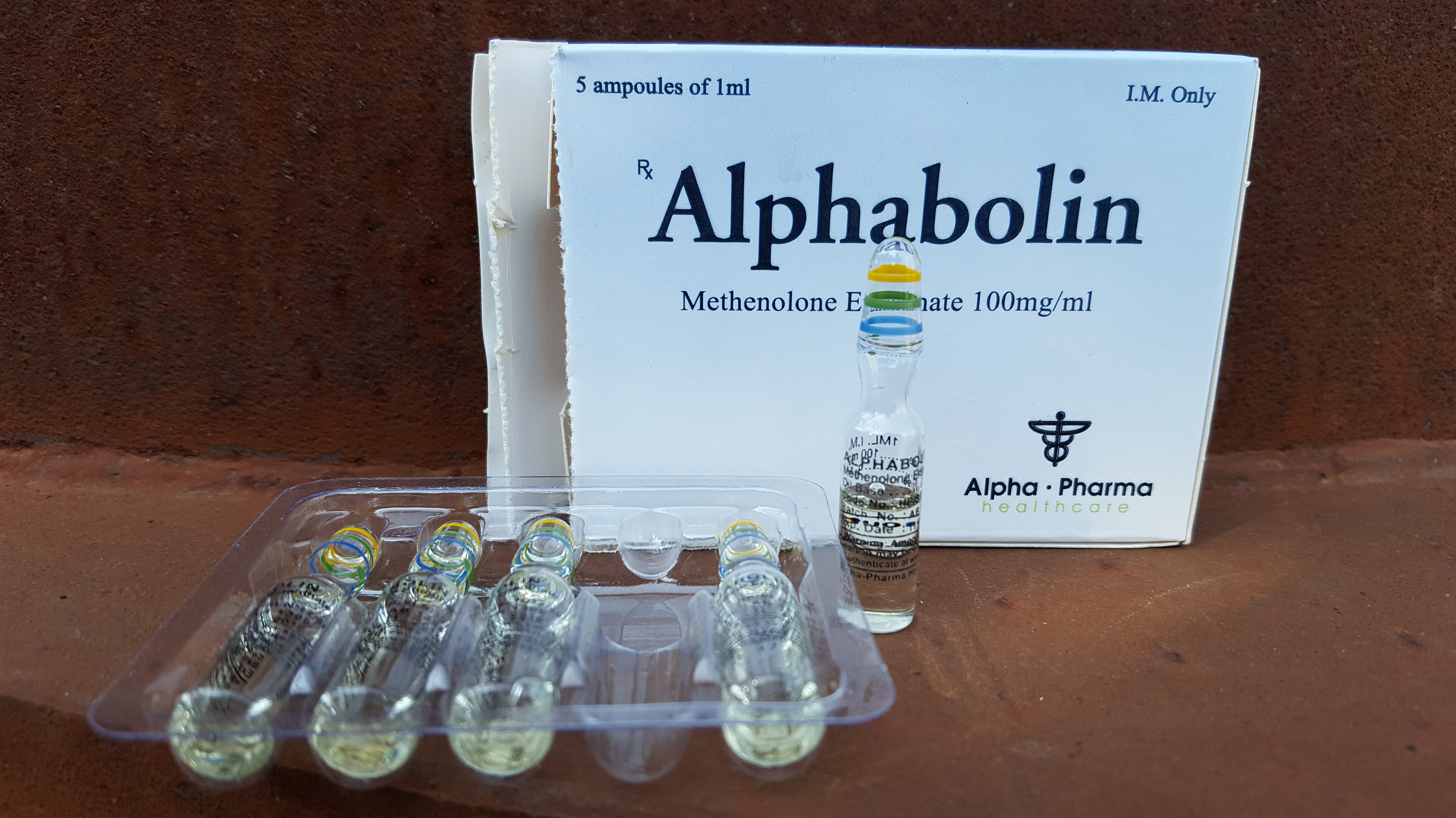 methenolone alpha pharma