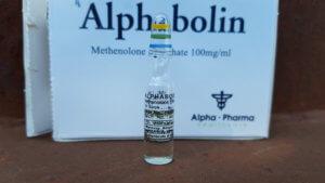 methenolone acetate opis