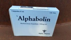 Alpha Pharma Alphabolin