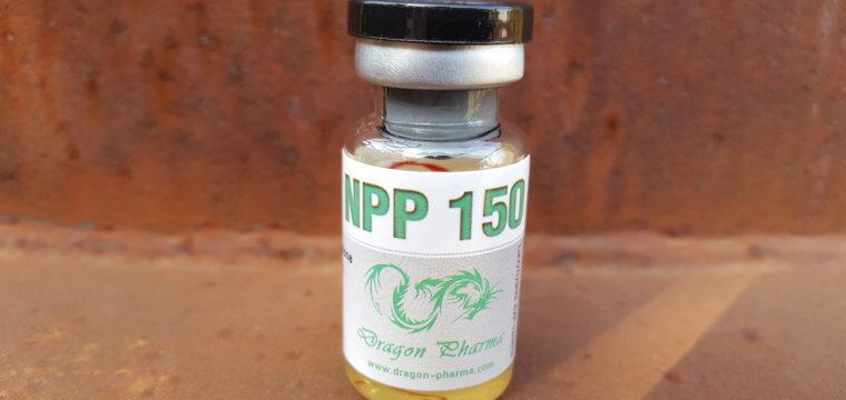 Dragon Pharma NPP 150 Lab Test Results