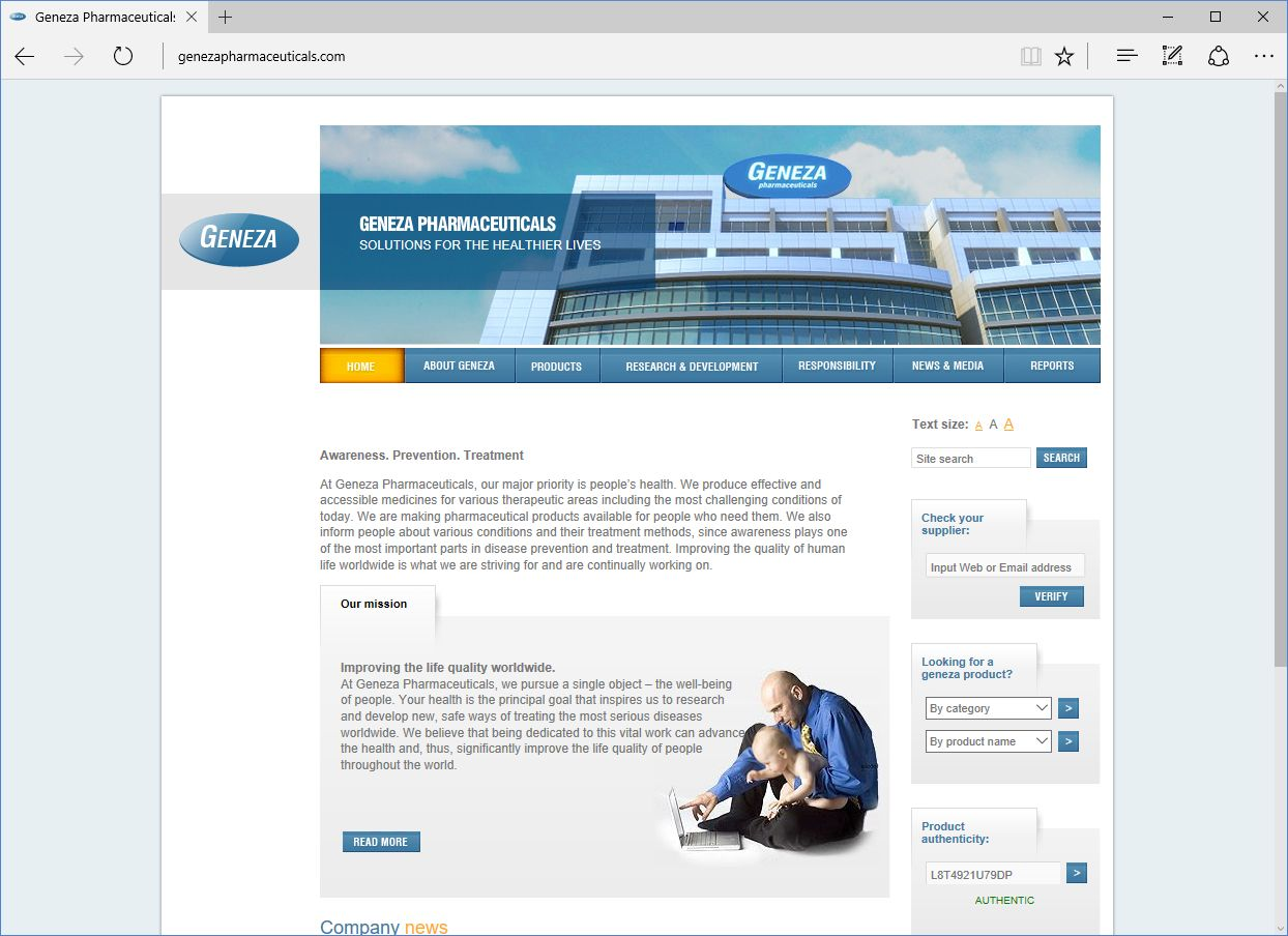 Geneza Pharmaceuticals Gp Phenyl 100 Lab Test Results