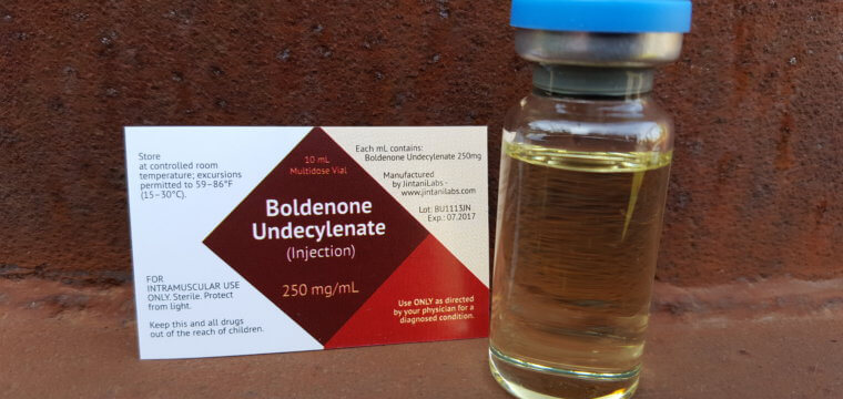 Jintani Labs Boldenone Undecylenate Lab Test Results
