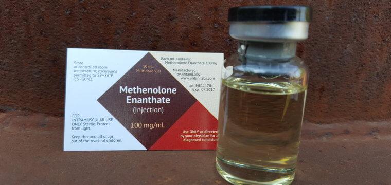 Jintani Labs Methenolone Enanthate Lab Test Results